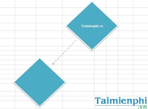 Cách vẽ hình trong Excel 4