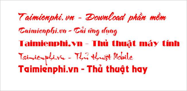 cach go font vni trong photoshop 10