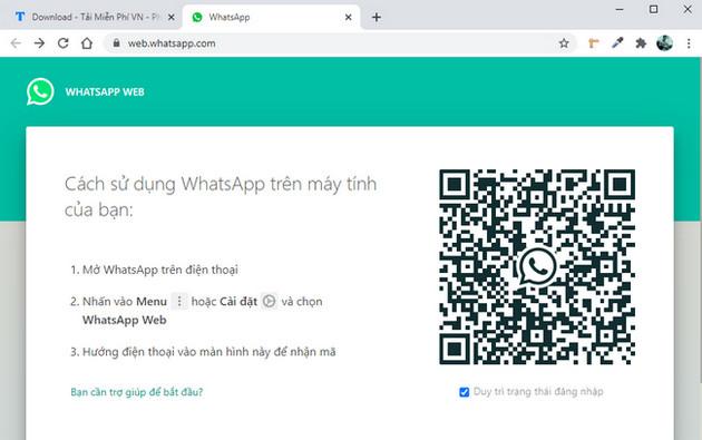 cach dang nhap whatsapp tren may tinh 3