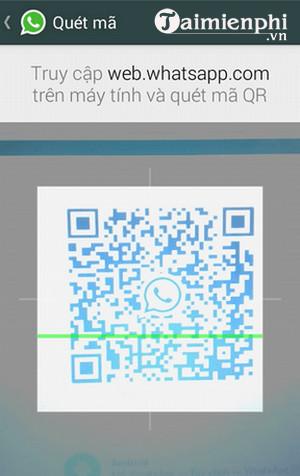 cach dang nhap whatsapp tren may tinh 5