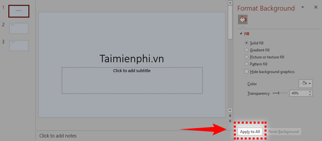 cach thay doi mau nen trong powerpoint 2010 6