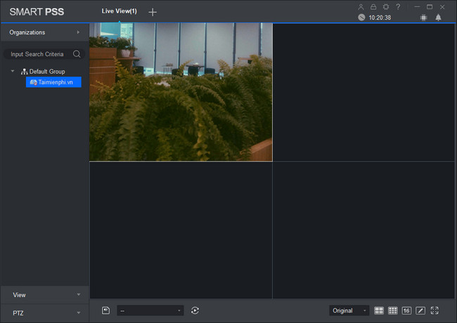 How to use smart pss to view remote camera 11