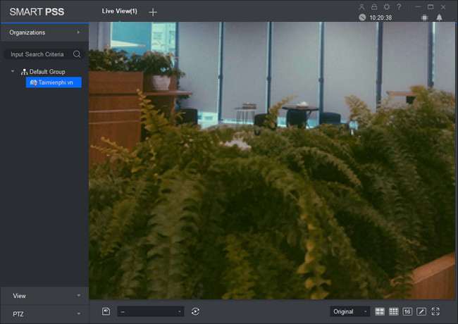 How to use smart pss to view remote camera 13