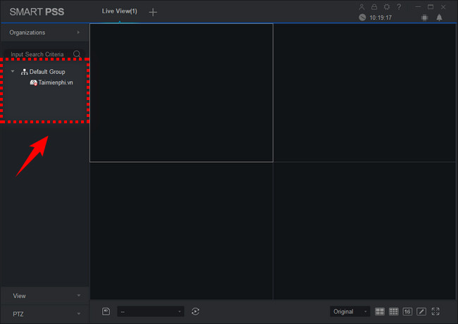 How to use smart pss to view remote camera 10