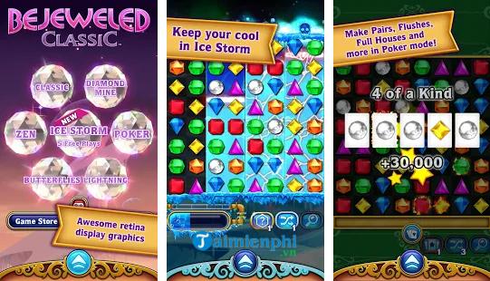 Top game kim cương hay nhất 2