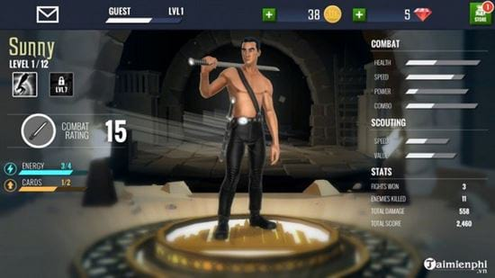 Top game võ thuật online và offline hay nhất 5