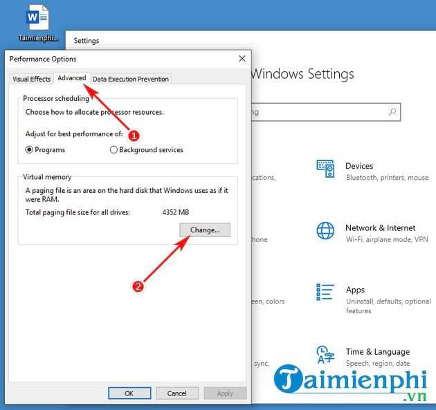 Cách set RAM ảo cho Windows 10 giúp máy chạy nhanh hơn