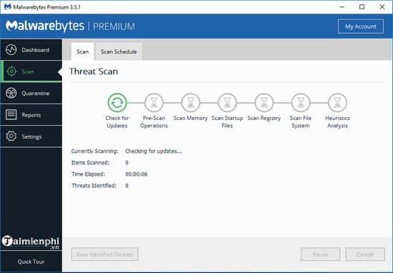 Top phần mềm diệt Malware tốt và hiệu quả nhất 3