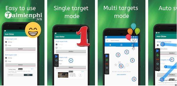 Top ứng dụng Auto Click cho Android không cần root 3