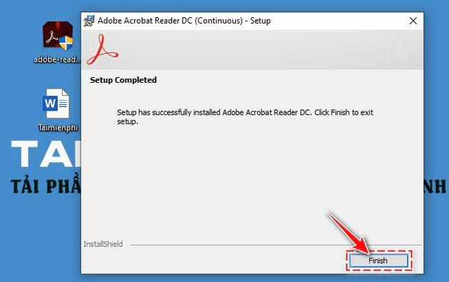 The newest direction of the acrobat reader 4