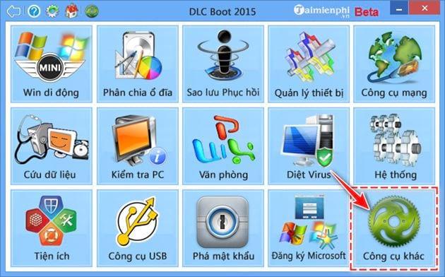 Cách tạo USB boot bằng DLC Boot 2015 4