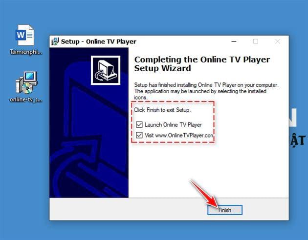 huong dan cai online tv player 8