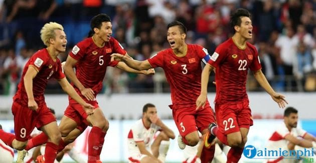 Watch Vietnam and Thailand on the computer on September 5, 2019 3