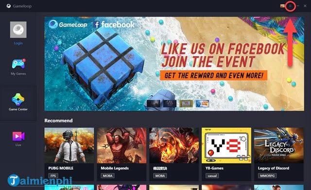 Cách cập nhật PUBG Mobile bản mới nhất trên Tencent Gaming Buddy 2