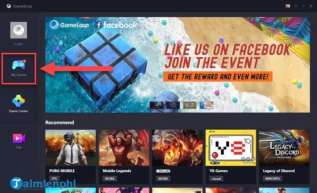 Cách cập nhật PUBG Mobile bản mới nhất trên Tencent Gaming Buddy 5