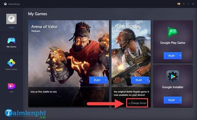 Cách cập nhật PUBG Mobile bản mới nhất trên Tencent Gaming Buddy 6
