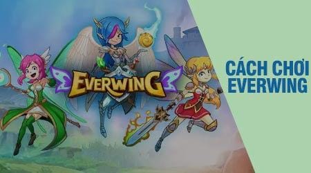 cach choi game ban may bay tren messenger game everwing