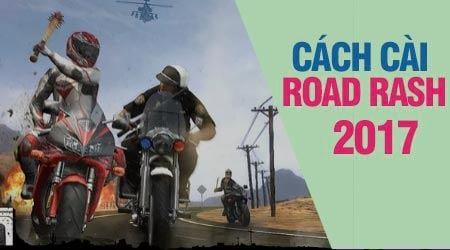 cach choi road rash game dua xe quang xich road redemption