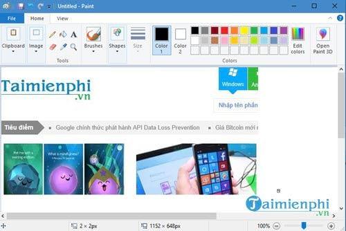 Tổng hợp 6 cách chụp ảnh màn hình máy tính trên Windows 10 20