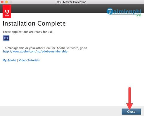 how to install cs6 photoshop for mac 16