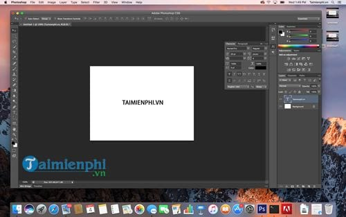 How to install cs6 photoshop for mac 17
