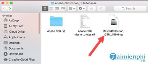 how to install cs6 photoshop for mac 4