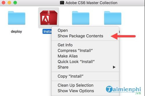 how to install cs6 photoshop for mac 6