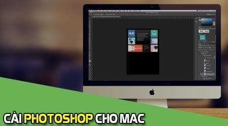 cach cai photoshop cs6 cho mac