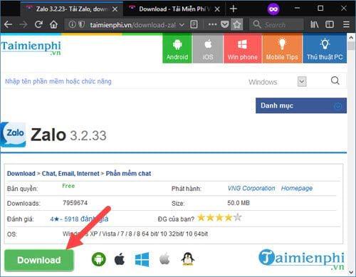 Sửa lỗi không đăng nhập Zalo trên PC được 2