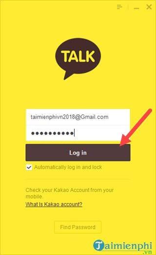 Cách cài đặt KakaoTalk trên máy tính 14