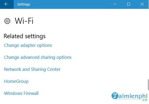 Cách thêm hoặc xóa Wifi kết nối với máy tính 13
