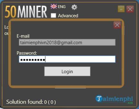 Cách sử dụng 50 Miner 3