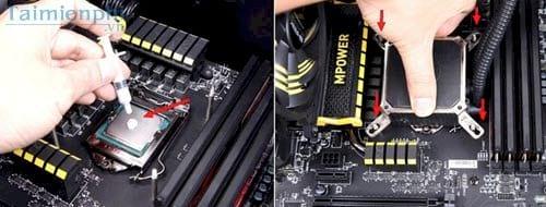 CPU RAM modules for PC desktop computer 18