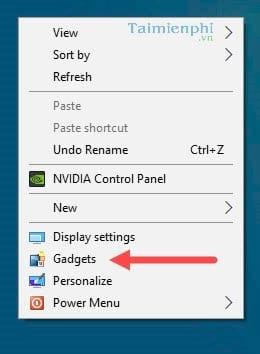 Cách hiển thị ngày giờ trên máy tính lên màn hình Windows 10 3