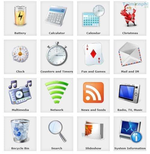 Cách hiển thị ngày giờ trên máy tính lên màn hình Windows 10 8