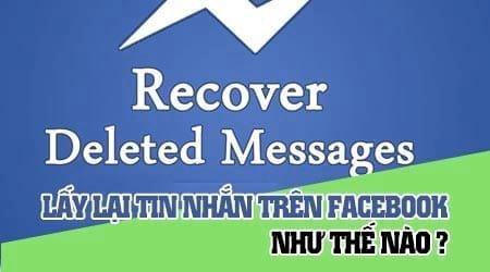 lay lai tin nhan facebook nhu the nao