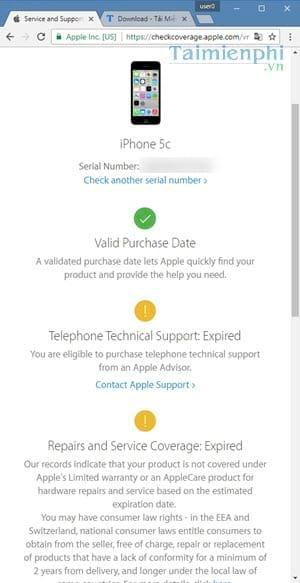 cach kiem tra iphone chinh hang nhan biet iphone chinh hang apple 8