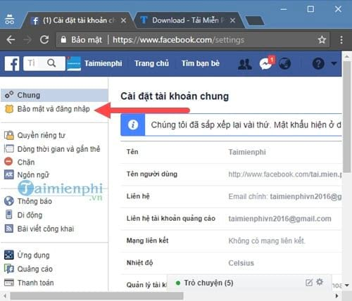 Cách đăng nhập Facebook bằng hình ảnh, truy cập Facebook nhanh