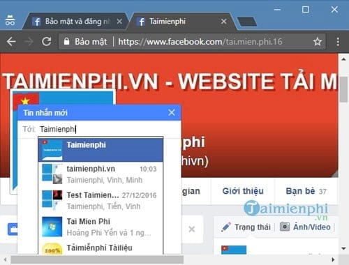cach tao poll binh chon tren facebook messenger 3
