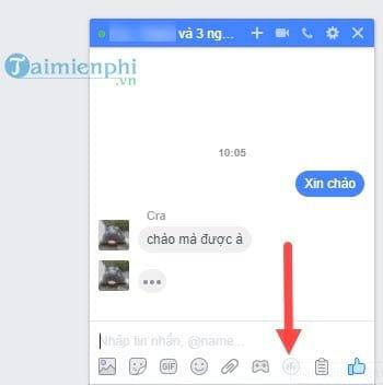 cach tao poll binh chon tren facebook messenger 4