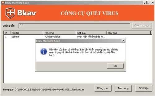 ransomware wanna crypt la gi cach kiem tra wanna crypt trong may tinh 6