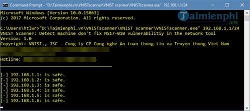 2 cách kiểm tra WannaCry hiệu quả và miễn phí 11