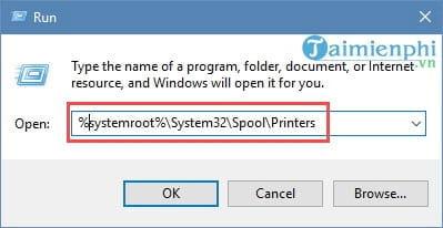 Cách sửa lỗi máy in Spoolsv.exe, Print Spooler service not runing 3