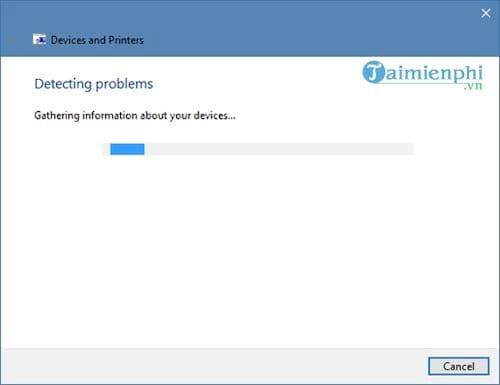 Sửa lỗi máy in không nhận lệnh in trên máy tính 12