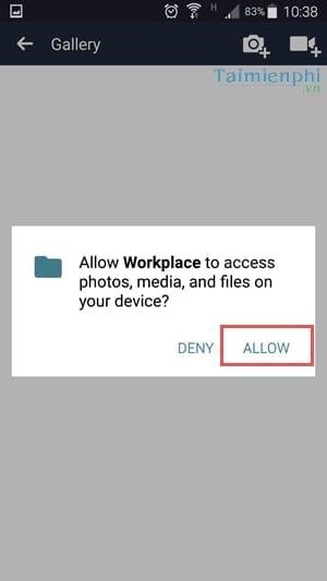 Cách tải video 360 lên Facebook Workplace