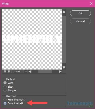 How to create a flying logo in Photoshop 11