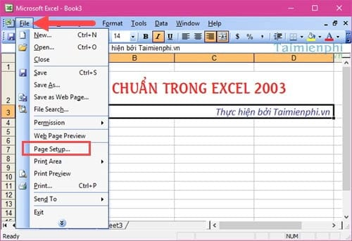 can le excel chuan can chinh le chuan trong excel 2016 2013 2010 2007 2003 11