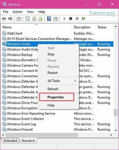 sua loi mat am thanh khi update windows 10 creators update loi idt high definition audio