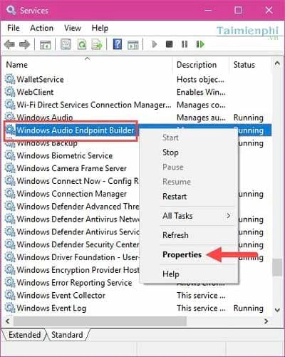 khac phuc loi idt high definition audio loi mat am thanh khi update windows 10 creators update
