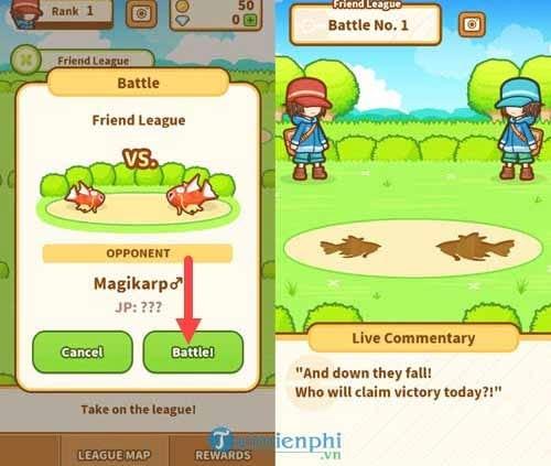 how to evolve a magikarp in magikarp jump